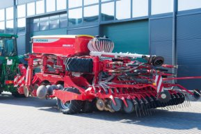 Посевной комплекс POTTINGER Terrasem C4 2013 г. инв. 1211