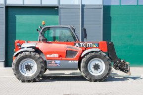 Manitou MLT 730 1999 г. инв. 1630