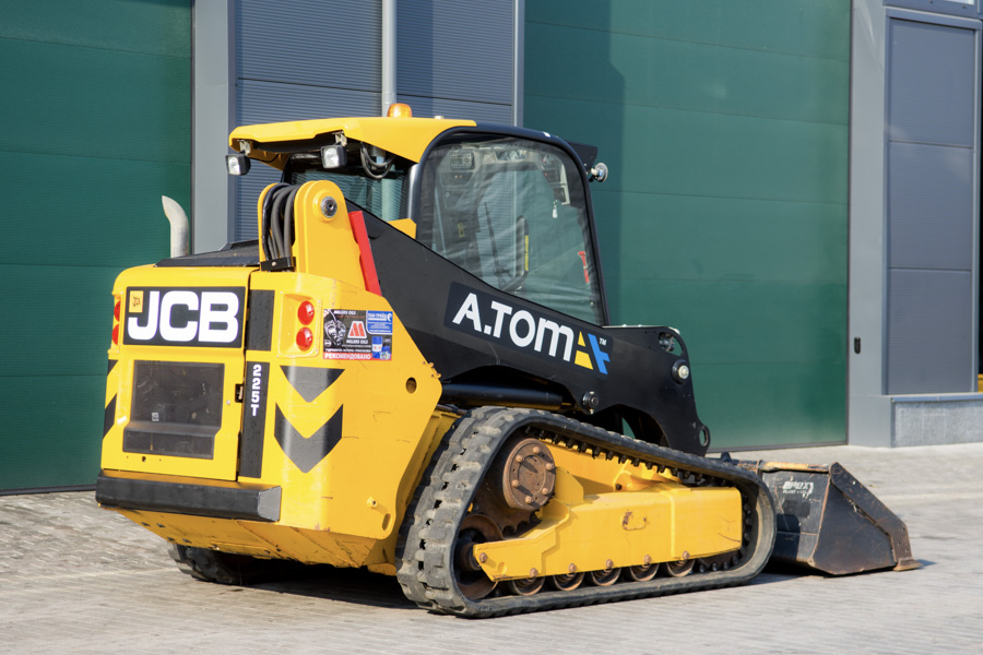 Мини-погрузчик JCB 225 T High Flow 2015 г. инв. 1693 - фото 5