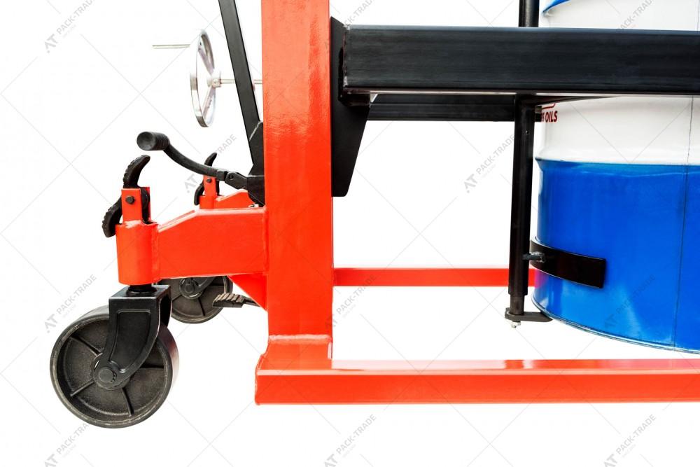 Штабелер гидравлический Leistunglift NBF 35 (для перемещения бочек)