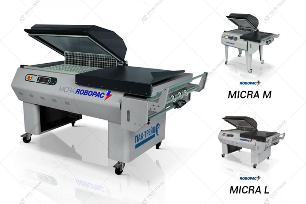 Термозбіжна машина ROBOPAC MICRA