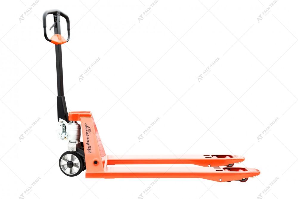 Рокла (гидравлическая тележка) Leistunglift DELTA-26 (колеса резина)