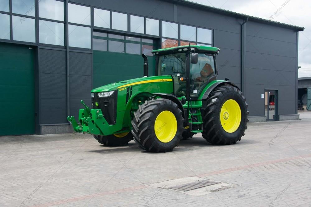 Трактор John Deere 8310R 2014 г. 5 021,8 м/ч., № 2547