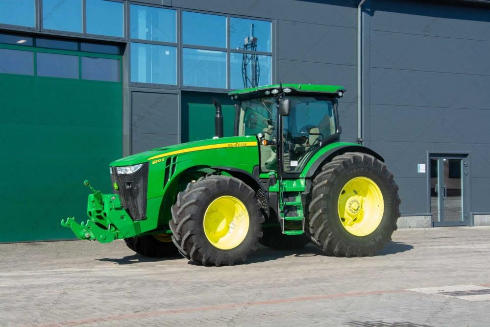 Трактор John Deere 8310R 2014 г. 5049 м/ч., № 2547