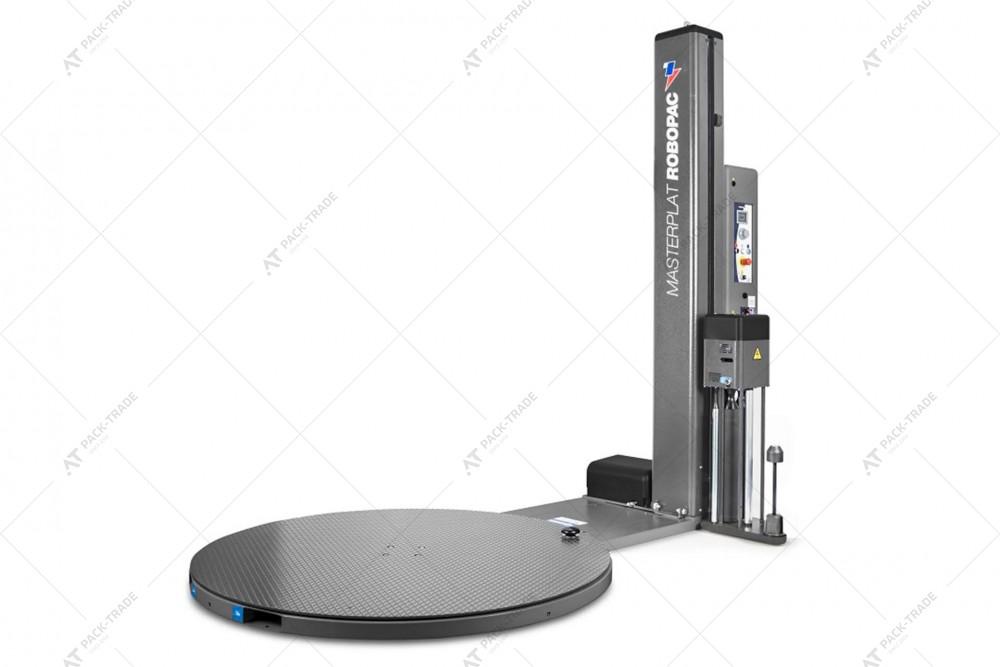 Паллетоупаковщик ROBOPAC Masterplat Plus INOX
