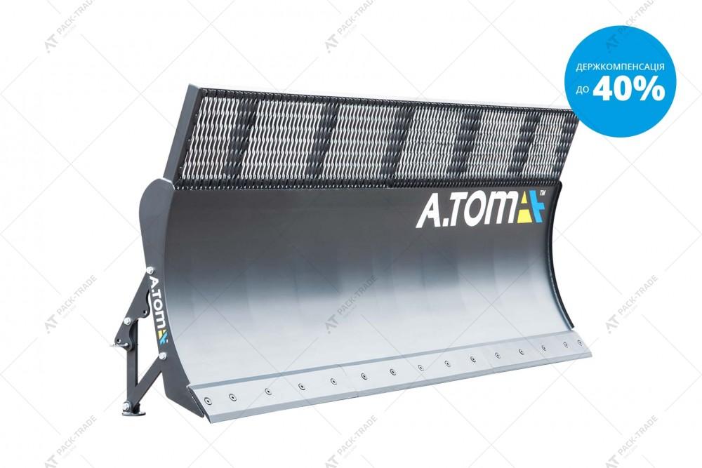 Отвал для силоса прямой усиленный (А.ТОМ 3000)