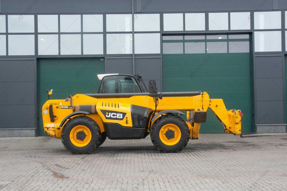 JCB 535-140 HiViZ 2013 г. 55 кВт.  6383,4 м/ч., № 2586