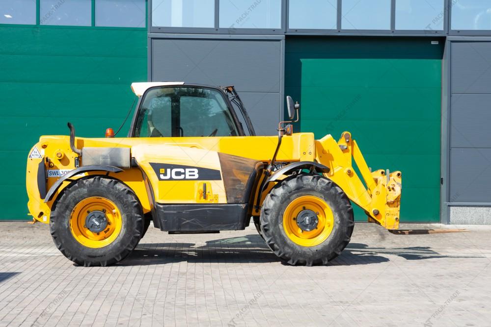 JCB 531-70 2011 г. 63 кВт. 4511 м/ч., №2717