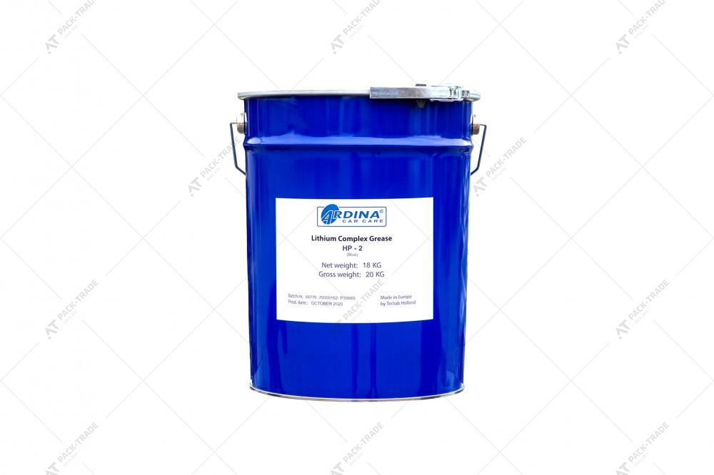 Смазка Ardina Lithium Complex 2 18kg