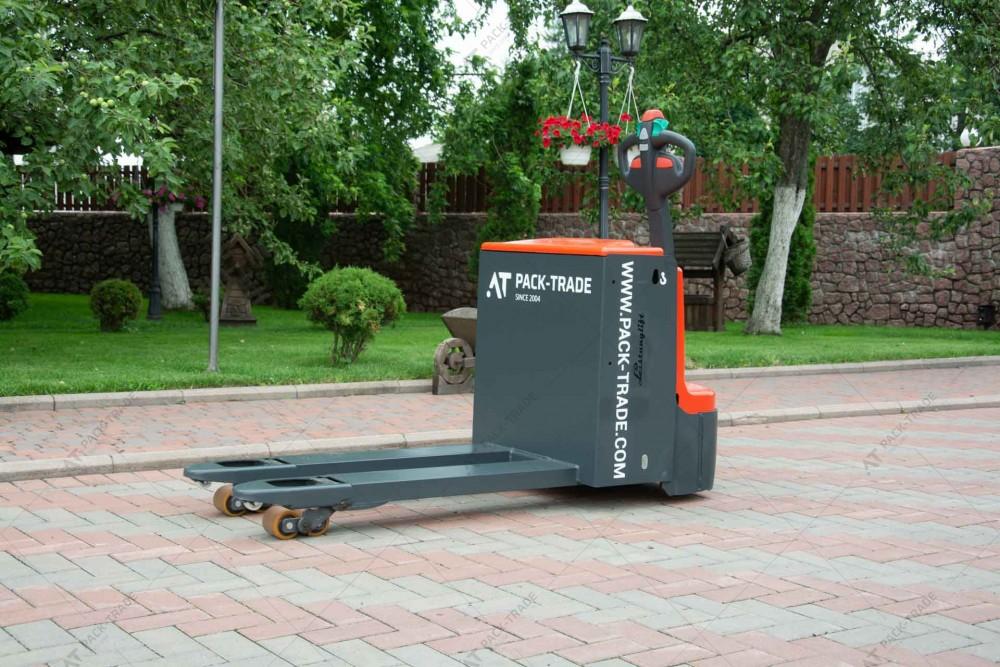 Тележка электрическая Leistunglift PT20L 2020 г., инв. 2455