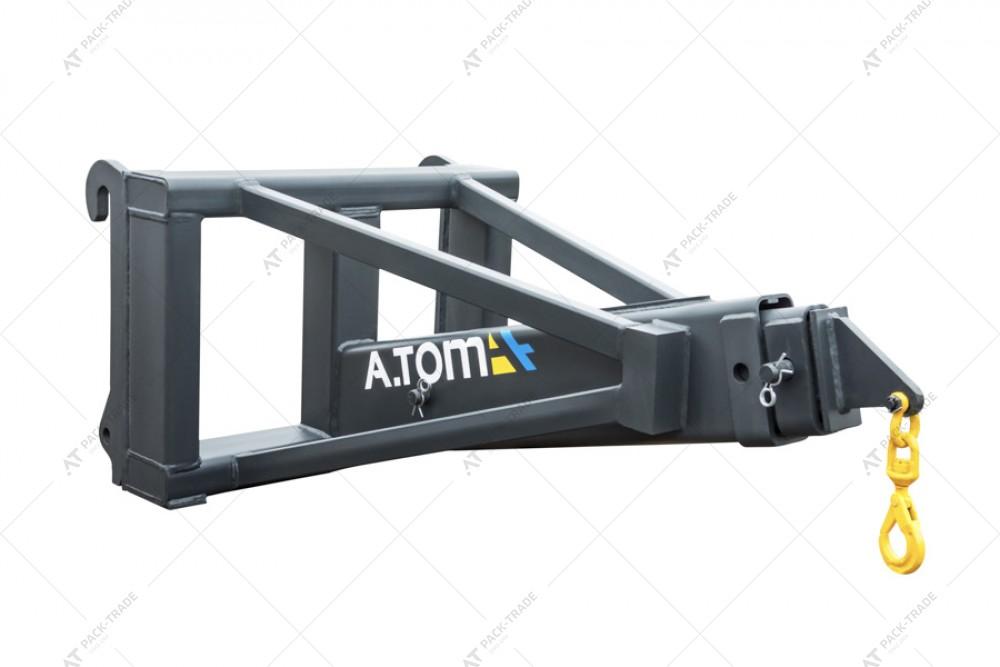 Стріла кранова А.ТОМ 4000 (на телескопічний навантажувач)