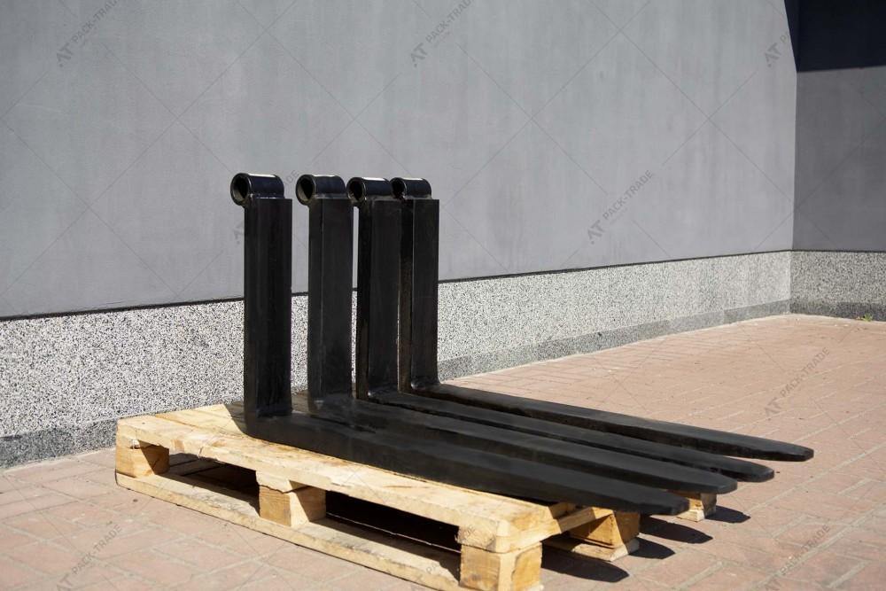 Вилы для телескопического погрузчика 100х50х1050 MSI Англия