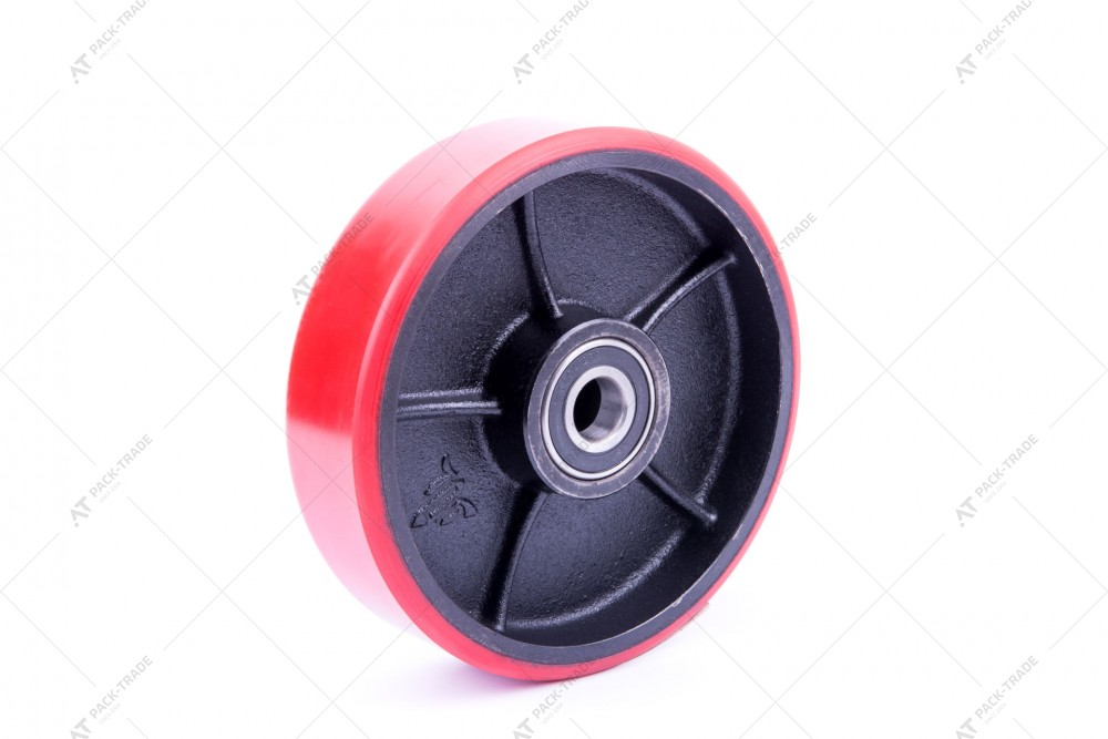 Колесо 180х50 полиуретан