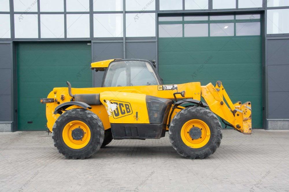 JCB 531-70 AGRI-PLUS 2008 р. 97 кВт. 7 028 м/г., №2607