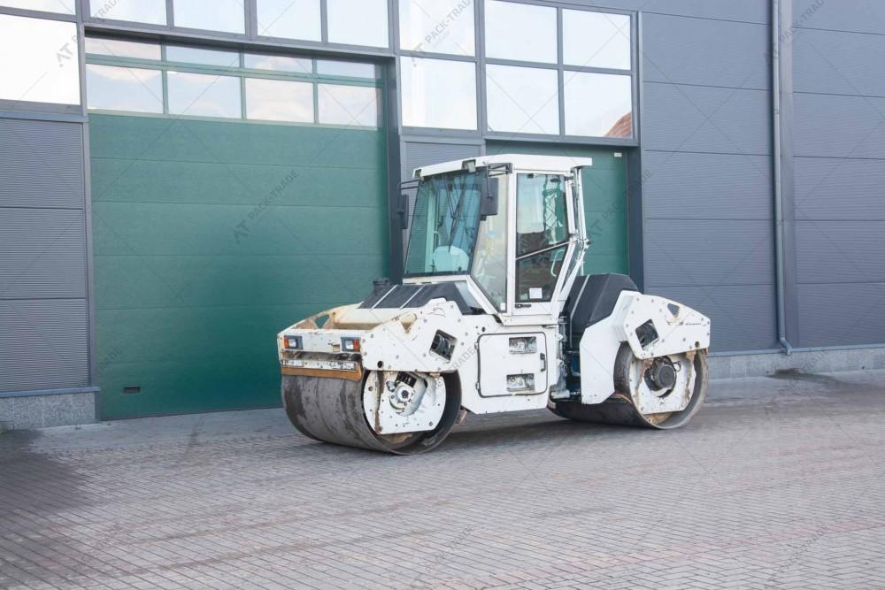 HAMM HD O75V  2006 г. 4 566 м/ч., № 2615