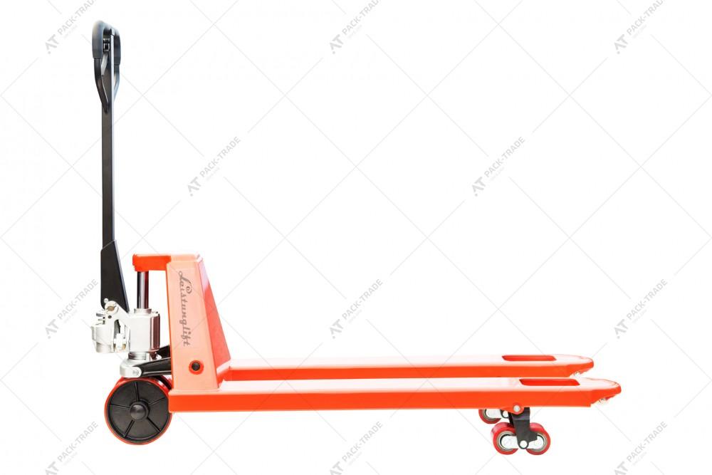 Візок гідравлічний Leistunglift АС-35 (колеса поліуретан)