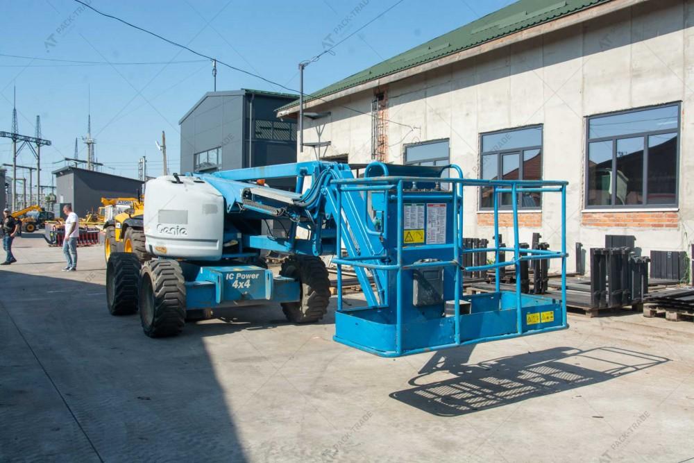 Genie Z45/25 4x4 Articulated Boom Lift  2004 р. №2680
