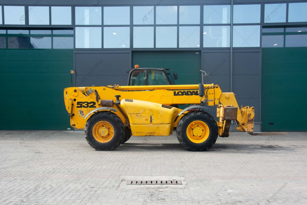JCB 532-120 2001  г. 54,5 кВт. 9051,5 м/ч., № 2584