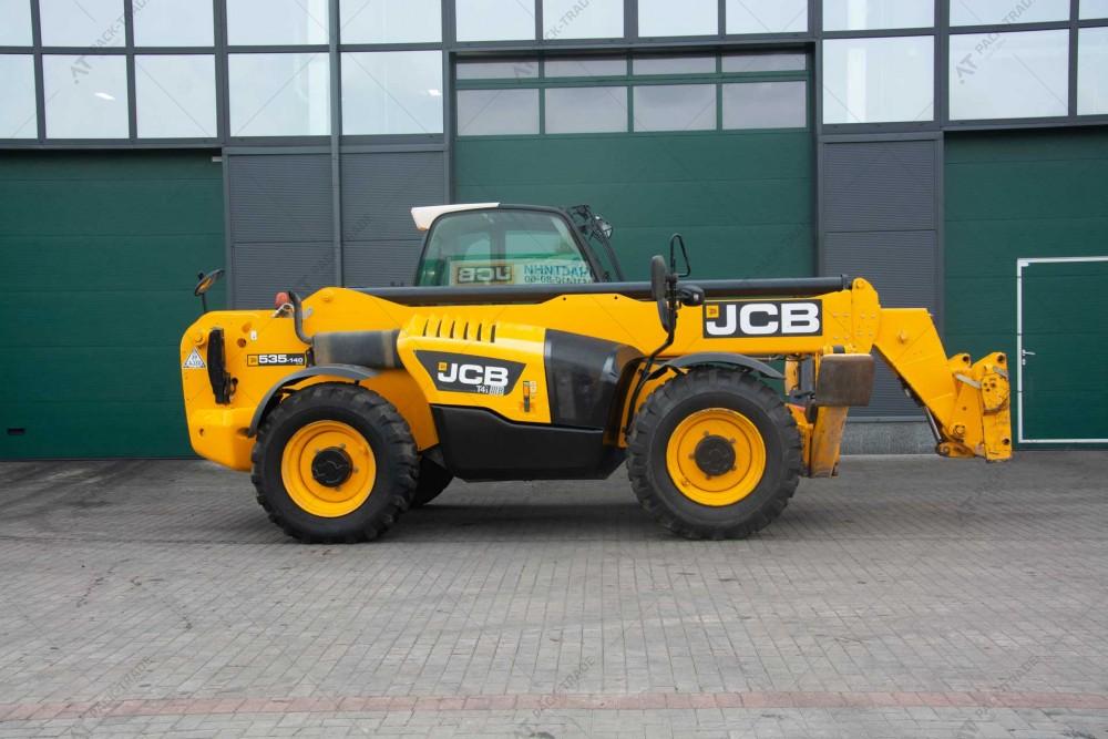 JCB 535-140 Hi-Viz  2014 г. 55 кВт., 4997 м/ч. №2799