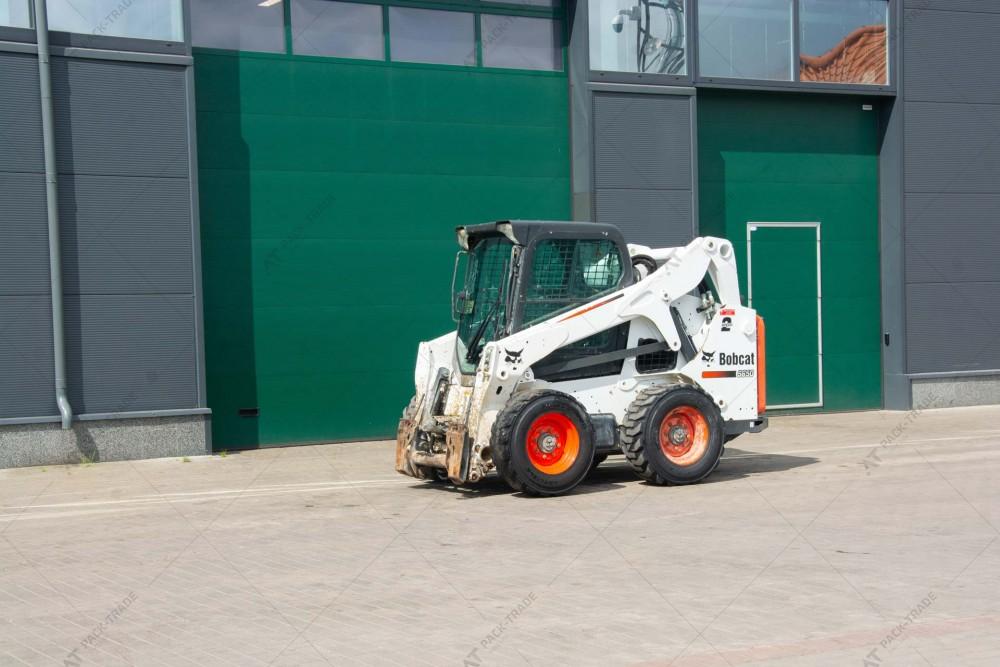 BOBCAT S650 2015 г. 2 092 м/ч., №2633