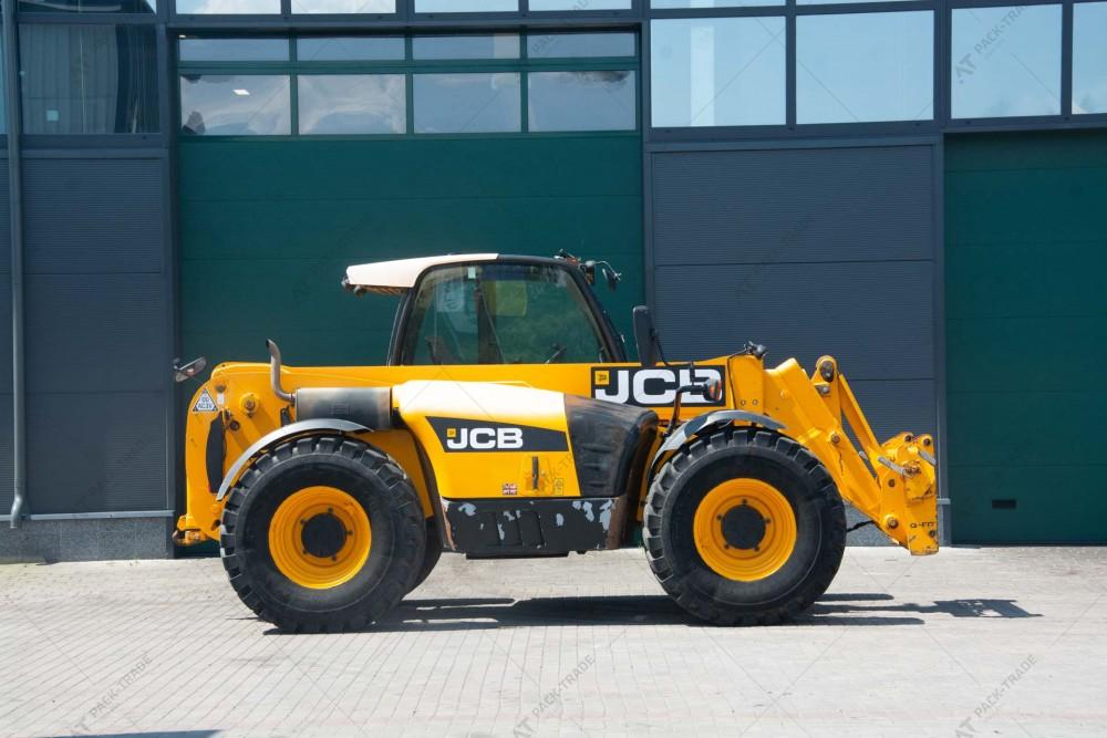 JCB 536-70 AGRI XTRA  2010 г. 97 кВт. 7143 м/ч., № 2703