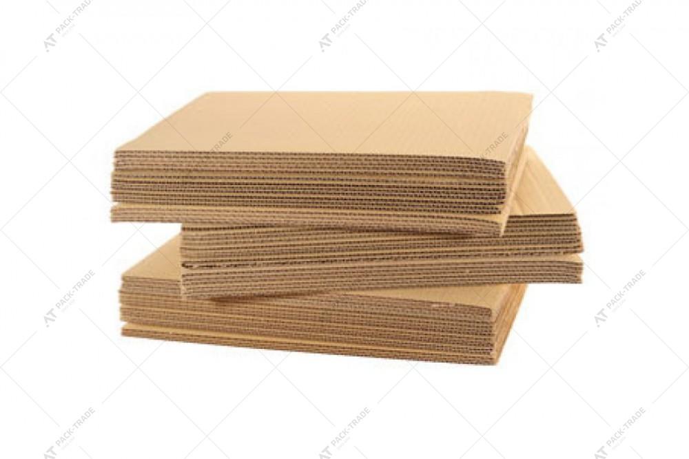 Гофрокартон листовой 1200*800 (упаковка - 240 шт)