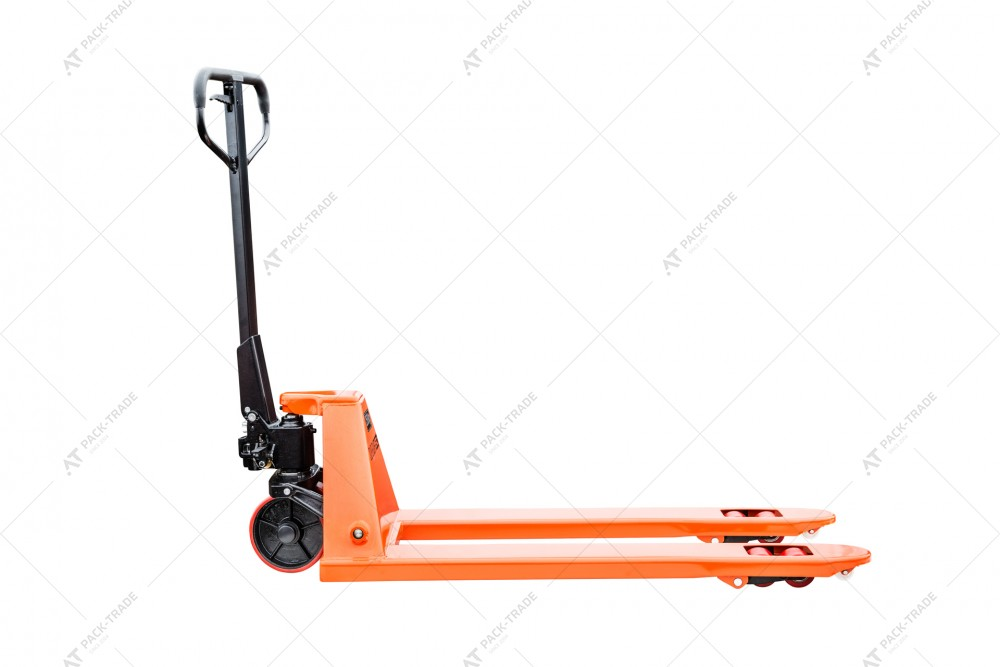 Hydraulic pallet truck Niuli CBY AC-25 (polyurethane wheels)