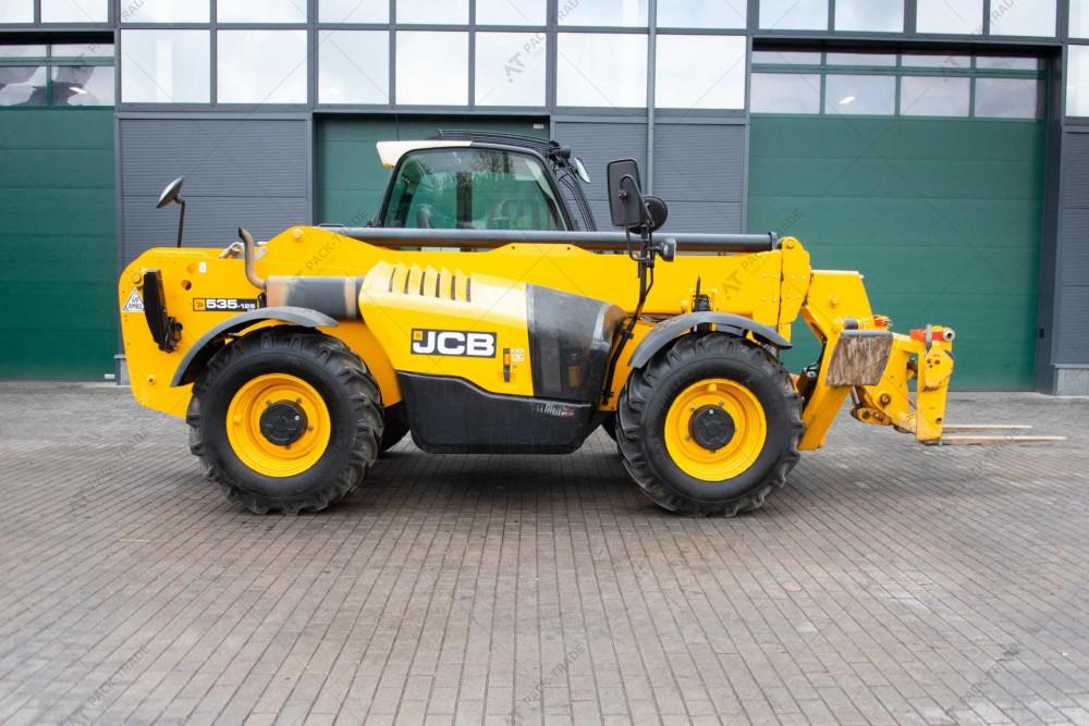 JCB 535-125 2015 р. 81 кВт. 6 432 м/г., № 2256