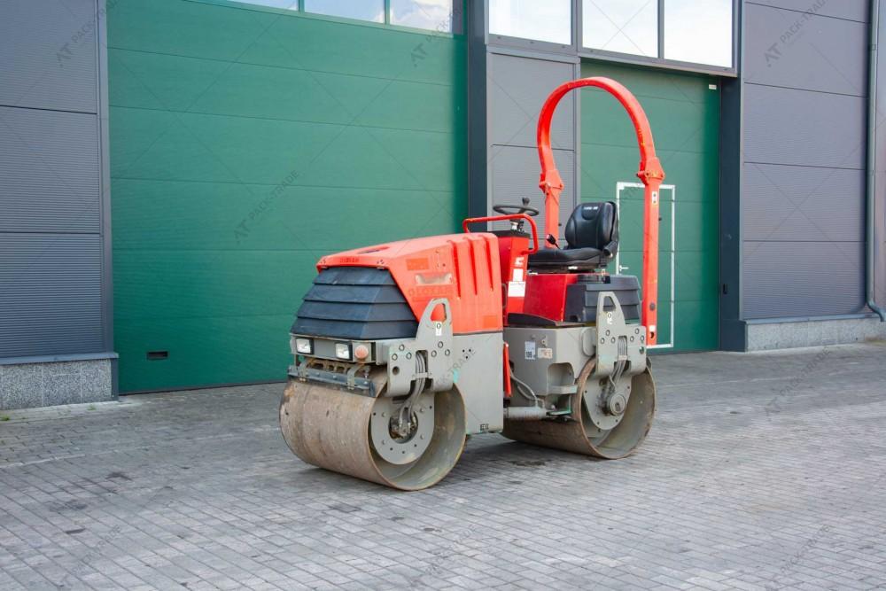 AMMANN AV23-2 2007 г. 1148 м/ч., № 2356