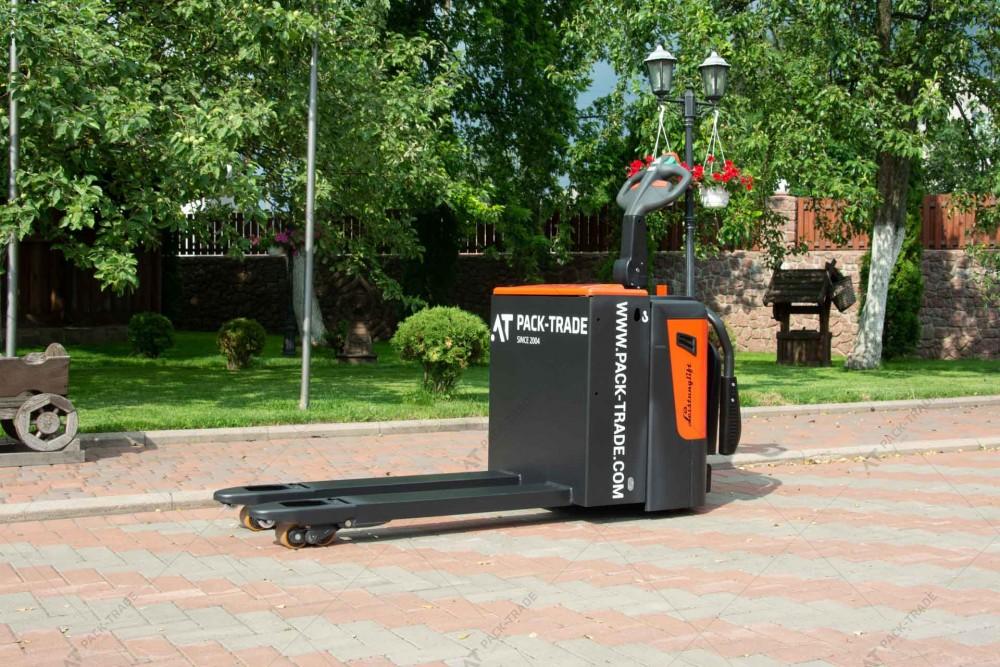 Тележка электрическая Leistunglift PT20 2020 г., инв. 2273