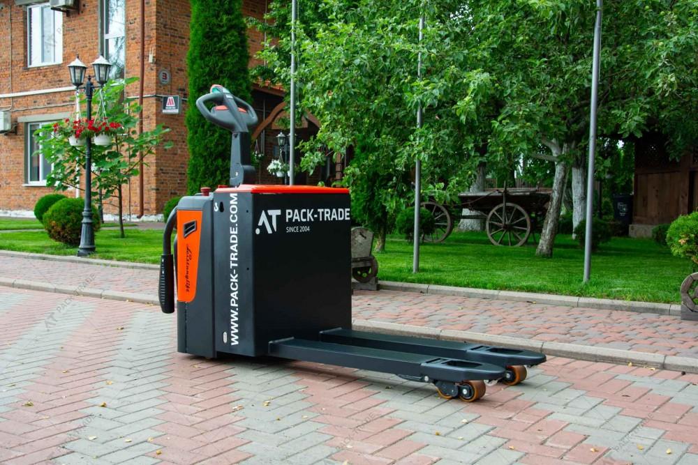 Тележка электрическая Leistunglift PT20 2020 г., инв. 2453