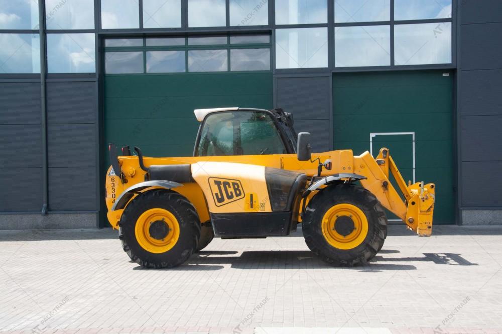 JCB 531-70  2009 р. 63 кВт. 2436 м/г., №2674