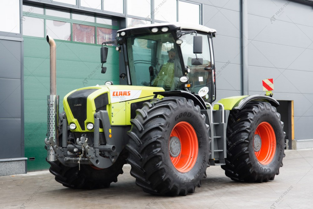 CLAAS 3800 Xerion 2009 г. 6 376 м/ч., № 1069