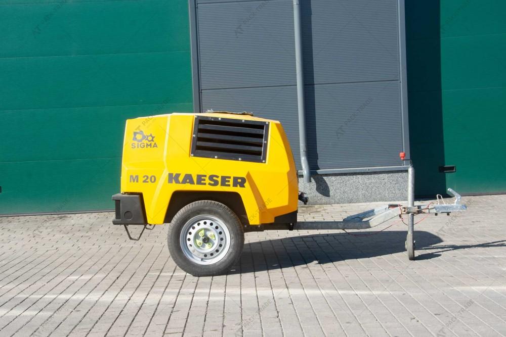 Компресор KEASER M20 2012 р. № 2379