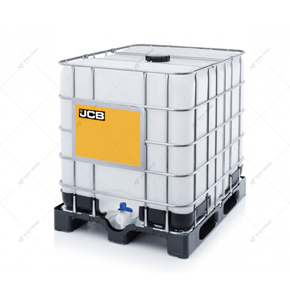 Масло трансмиссионное JCB EP Transmission 10W 1000 л