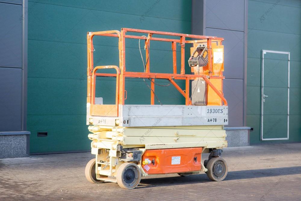 JLG S1930ES 2005 г. 391 м/ч., № 2096