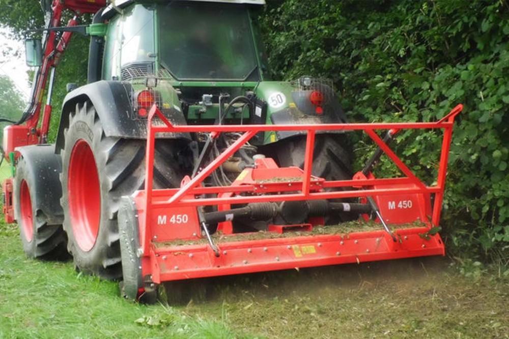 Мульчер для лісу Prinoth M450m для тракторів 54-180 к.с.