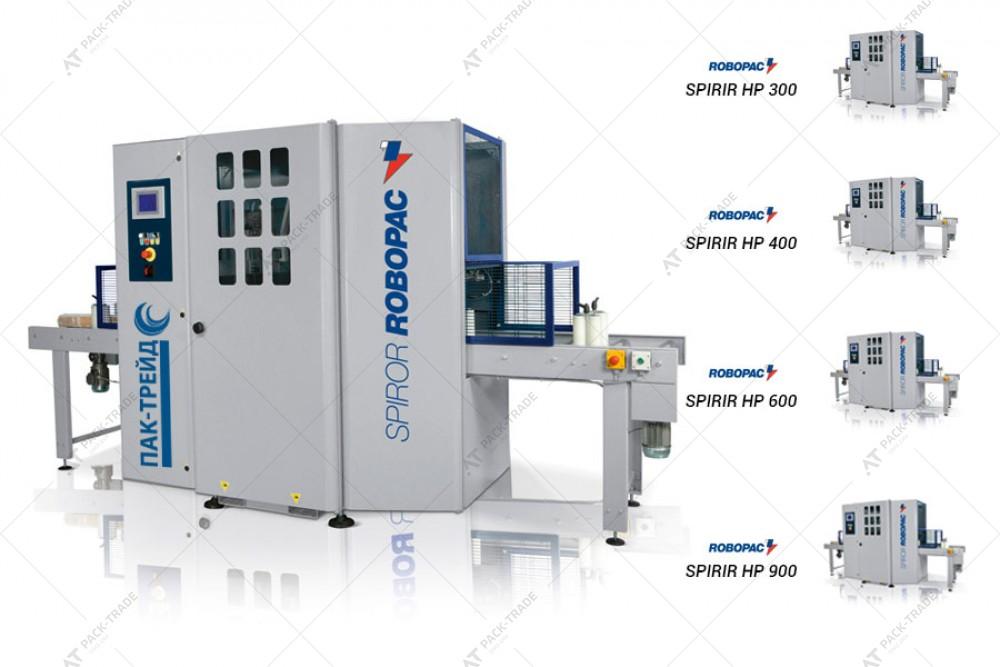 Орбитальная упаковочная машина Robopac Spiror HP