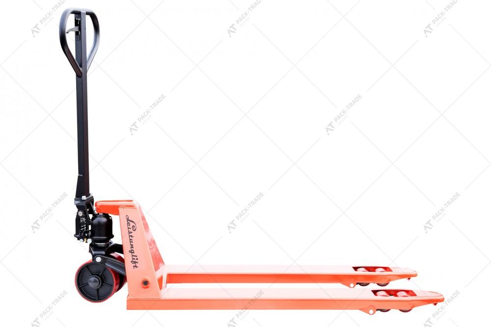 Рокла (гидравлическая тележка) Leistunglift DF-168 (колеса полиуретан)