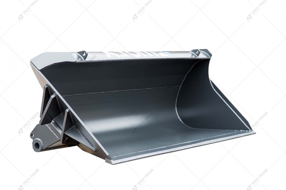 Ковш откидной А.ТОМ 1 м³ (с боковой разгрузкой)