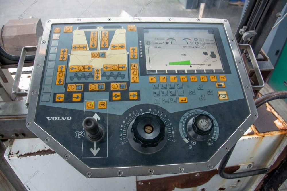 Асфальтоукладчик TITAN 7820 2007 г. 12613 м/ч., № 2411