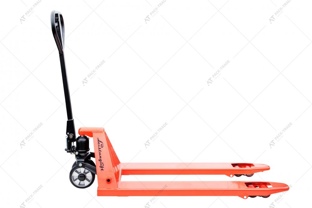 Hydraulic pallet truck Leistunglift DFE-20 (rubber wheels)