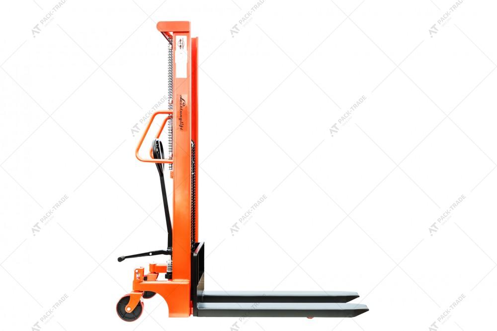 Штабелер гідравлічний Leistunglift SFH 1516