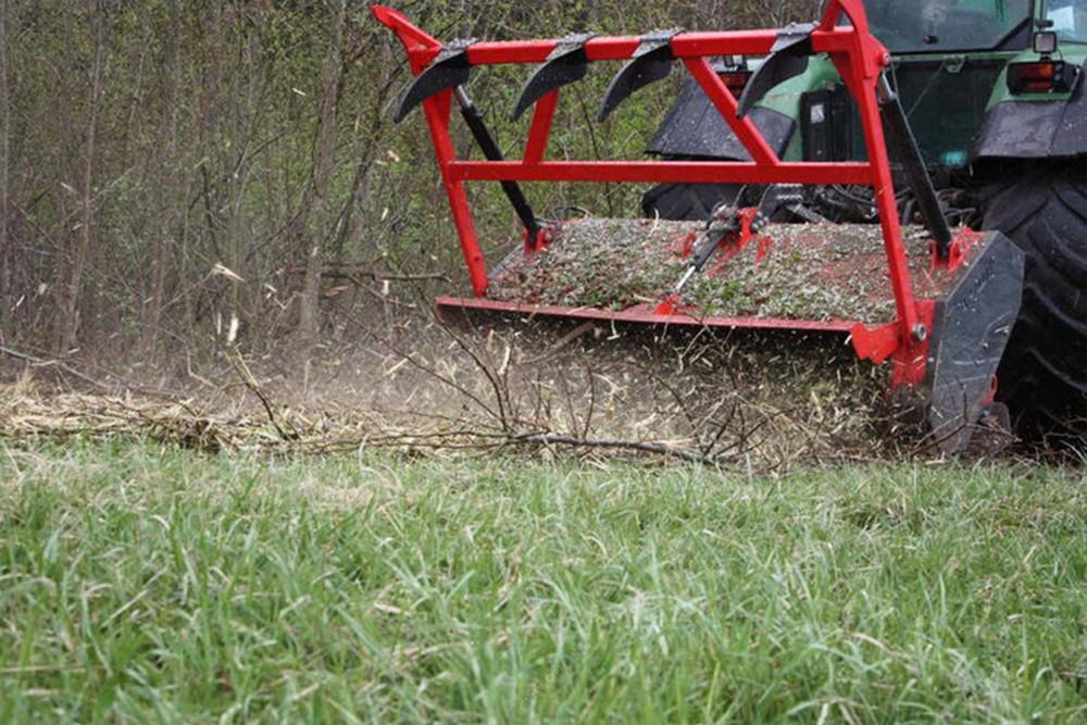 Мульчер для лісу Prinoth M550m для тракторів 100-250 к.с.