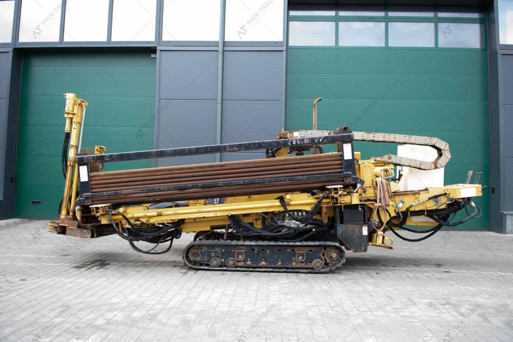 Установка для бурения Vermeer D10x15 1997 г. 1790 м/ч., № 2235