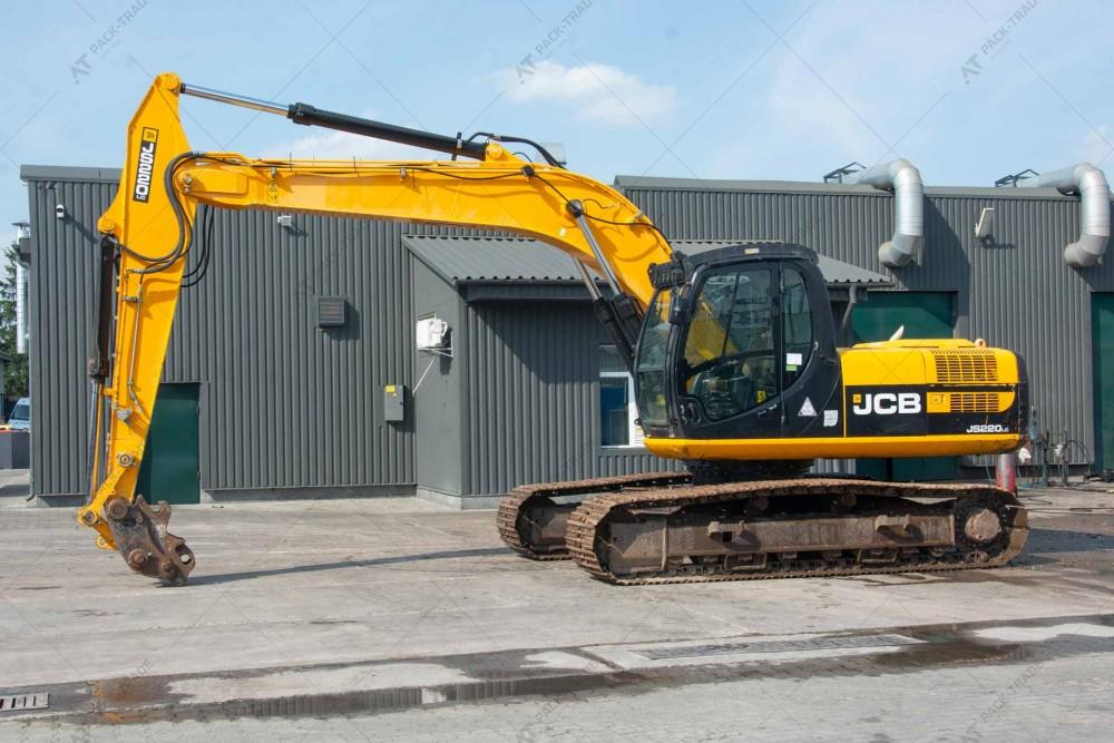 JCB JS220LC 2010 г. 128,4 кВт. 9979 м/ч., №2688