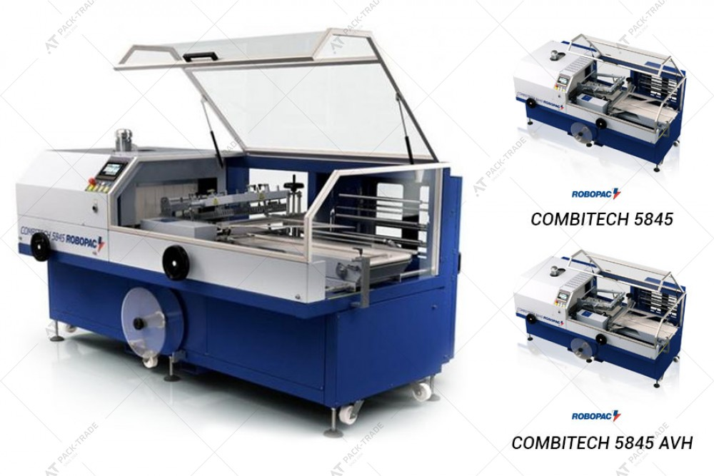 Термозбіжна машина ROBOPAC COMBITECH