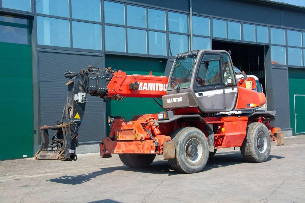 MANITOU MRT2150B 2006  г. 97 кВт. 9071 м/ч., №2700