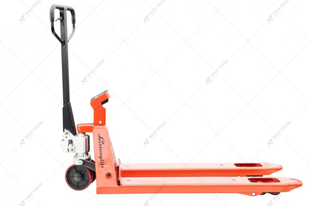 Рокла (гидравлическая тележка) Leistunglift HP-ESRP20 с весами