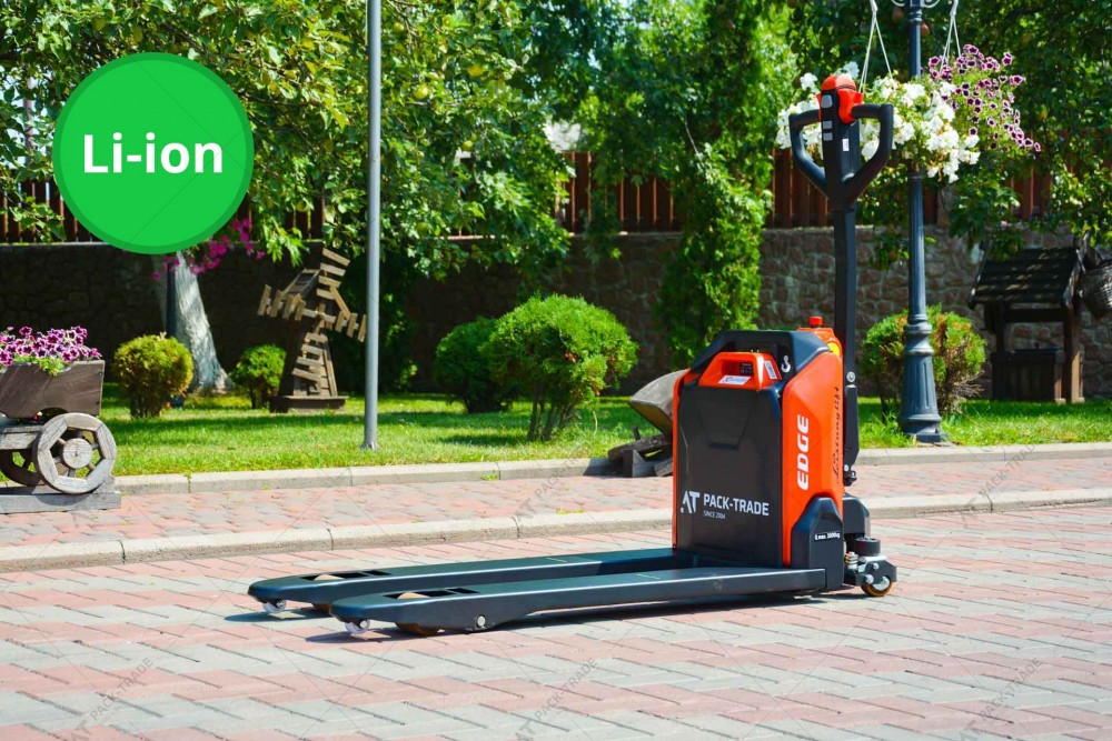 Тележка электрическая Leistunglift PTE20N 2020 г., инв. 2504